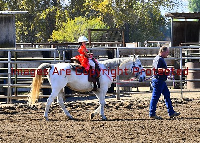Gymkhana Halloween Costume Parade At Rafter D Ranch 10/28/17