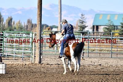Halloween Gymkhana  At rafter D ranch Speed Ball