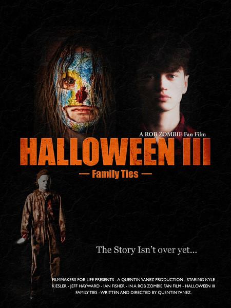 Halloween Movie Poster 18x24