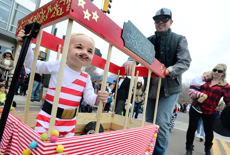Longmont Halloween Parade