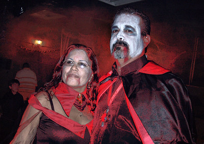 Mr. and Mrs Vampire