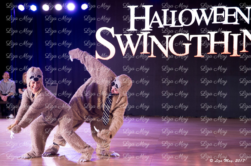 Scary Strictly
