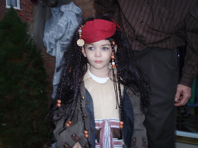 2007 Brendan Pirate Halloween