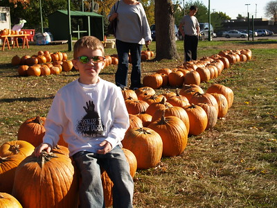2007 Pumpkin Patch 2007
