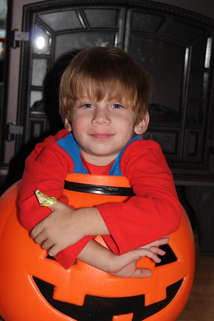 2012-10-12 Devin in pumkin 10-9-2012