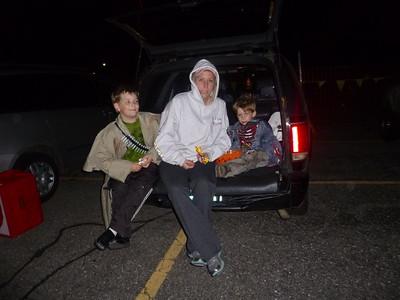 2012-11-07 Halloween and Brendans Birthday 2012