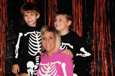 2013-11-01 Halloween PJs 2013