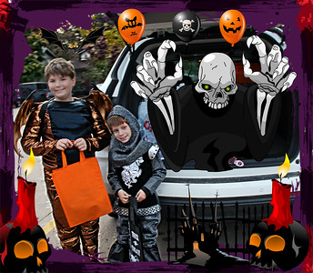 2014-10-24 Trunk or Treat 10-24-2014