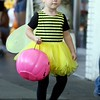 during the 12th annual Treat Street Halloween celebration in dowtown Chico CA Monday, Oct. 31, 2011. (Bill Husa/Chico Enterprise-Record)