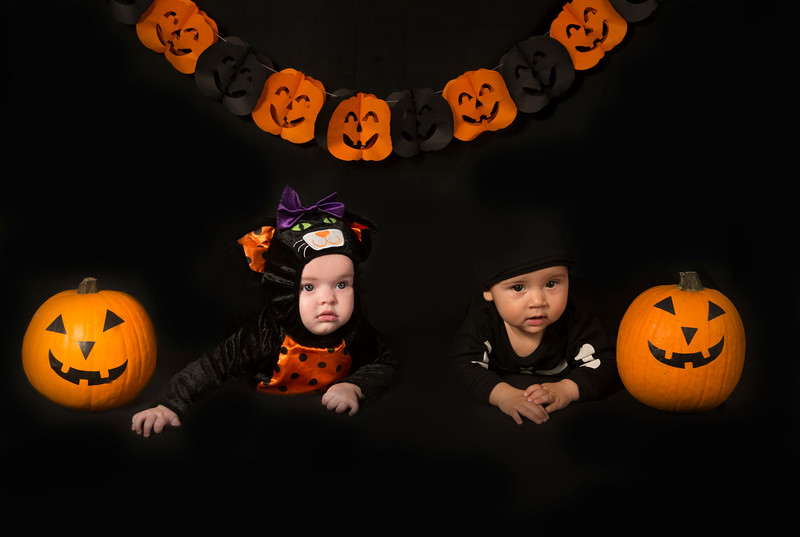 Halloween and Xmas