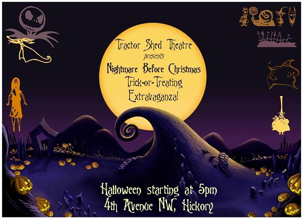 Nightmare Before Christmas Halloween