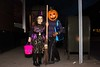 Trick-or-Treaters on Main Street (and yes, that's a real pumpkin); KELLY FLETCHER, REFORMER CORRESPONDENT