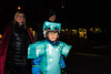 Marching up Main Street in Minecraft armor during the Horribles Parade; KELLY FLETCHER, REFORMER CORRESPONDENT