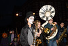 BUHS band members lead the Horribles Parade up Main Street; KELLY FLETCHER, REFORMER CORRESPONDENT