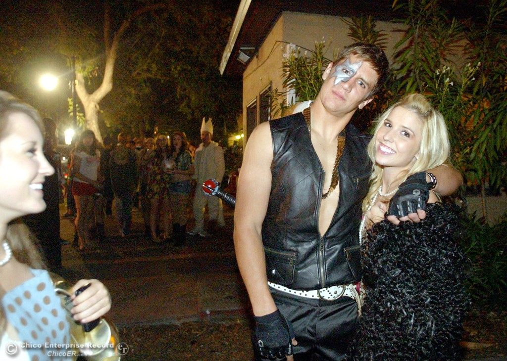 photos halloween in chico calif through the years chico