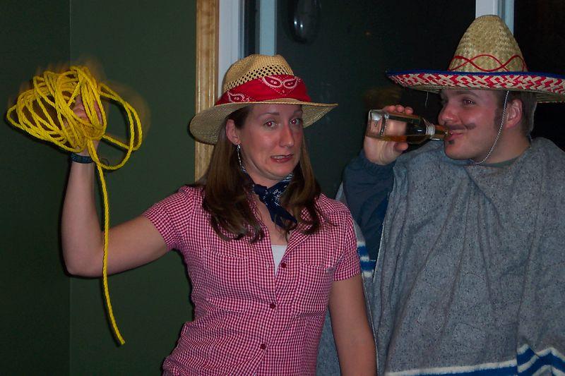 Cowgirl Christine, and Sanchez Boehmer