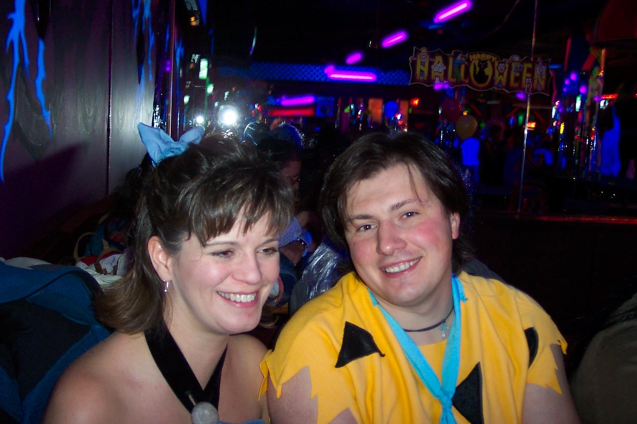 Wendy and Boris