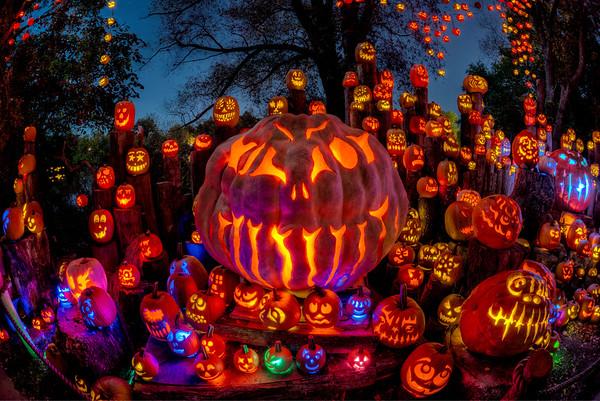 2014 Roger Williams Park Jack-O-Lantern Spectacular