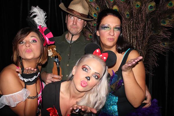 Adam and Sarah's Halloween Bash 2012