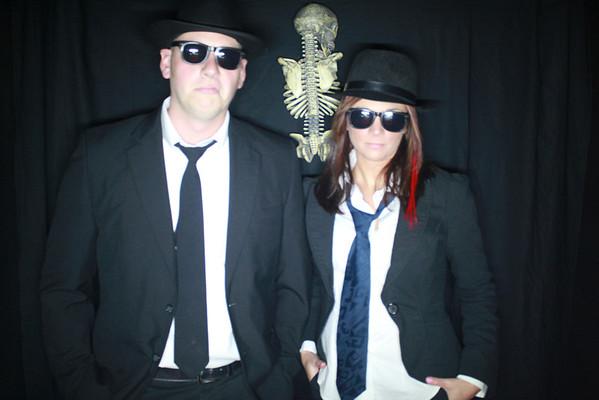 Adam and Sarah's Halloween Bash 2011