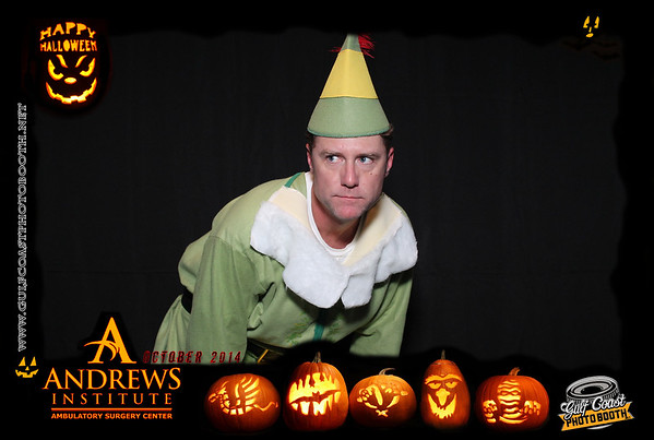 Andrews Halloween Photo Booth 2014