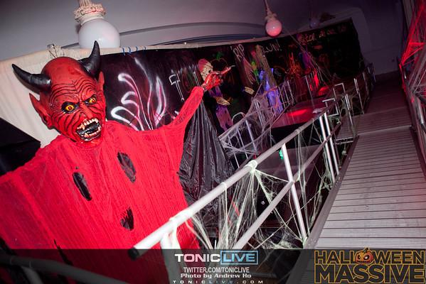Halloween Massive @ Regency 10/29/2011