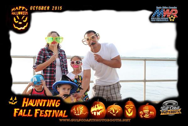 MWR Halloween Photo Booth 2015