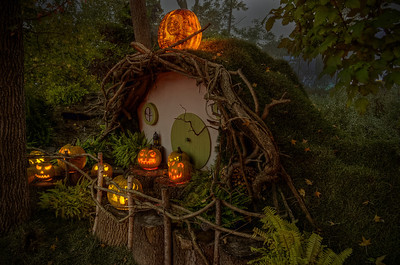 """""""Jack-O-Lanterns"""", Halloween, """"Roger Williams Park"""", """"Roger Williams Zoo"""", Spectacular, glow, orange, yellow, green, display, 2012, """"Travis Reckner"""", spooky, scary, creepy, """"Jack-O-Lantern Spectacular"""", """"Passion for Pumpkins"""", """"Frank C. Grace"""", """"Trig Photography"""", hdr, """"tone mapped"""", Pentax, K-5"""