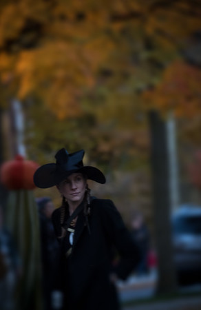 Woman On Pine Street 2018