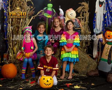 Acrofit Halloween 2014 - Overholt