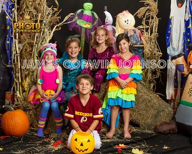 Acrofit Halloween 2014 -Overholt