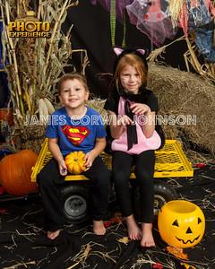 Acrofit Halloween 2014 -Nate & Sarah