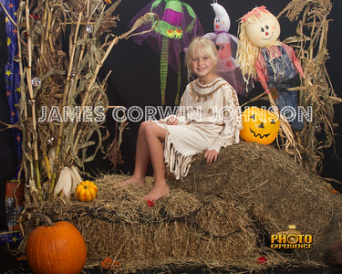Acrofit Halloween 2014 - Aubrie