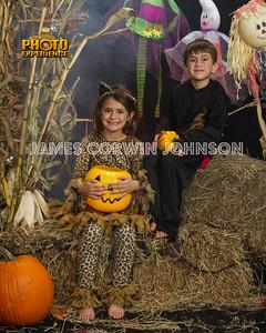 Acrofit Halloween 2014 - Madison & Matthew