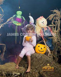 Acrofit Halloween 2014 - Vanessa