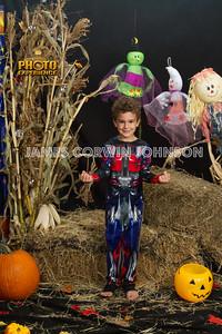 Acrofit Halloween 2014 - Desmond & Dominic