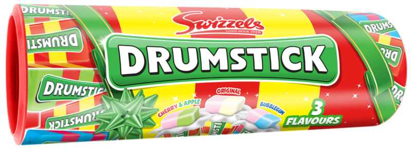 72990 Gift Tube Drumstick Mixed 108g Tube