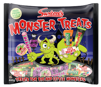71950 Monster Treats 480g Window