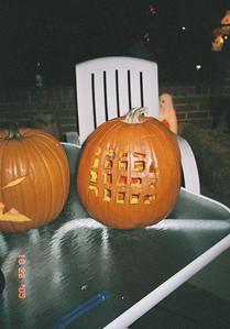 2005-10-22 -Hollywood Night Masquerade-Pumpkins