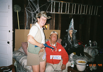 2005-10-22 -Hollywood Night Masquerade-Ellen and Don