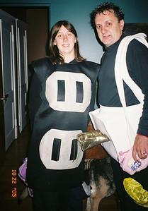2005-10-22 -Hollywood Night Masquerade-Mark and Jen