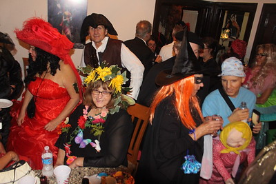 20181020 Faces of Poverty VII Halloween Fundraiser