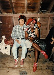 19861031 Gandalf Halloween Party.