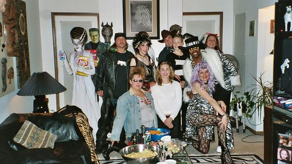 20031101 Costume Party I...Zebra Street