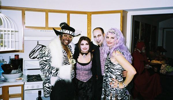 Halloween Masquerade Parties