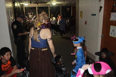 20181027 Halloween Walk · Hosted by St. Hubert Catholic School