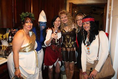 20101023 Shari's Halloween Party 125
