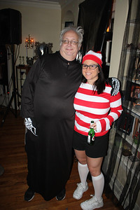 20131026 Halloween Adult Costume Party