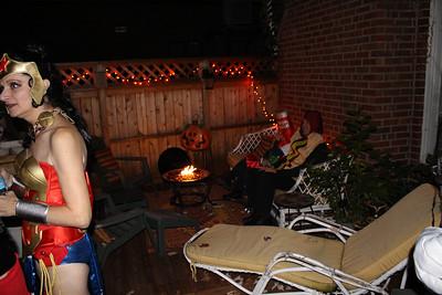 20141025 Shari's Halloween Costume Party