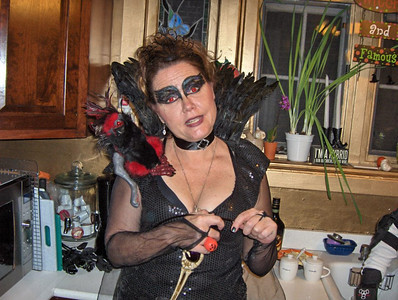 Shari's Halloween Party '12 02